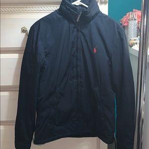Polo navy blue jacket